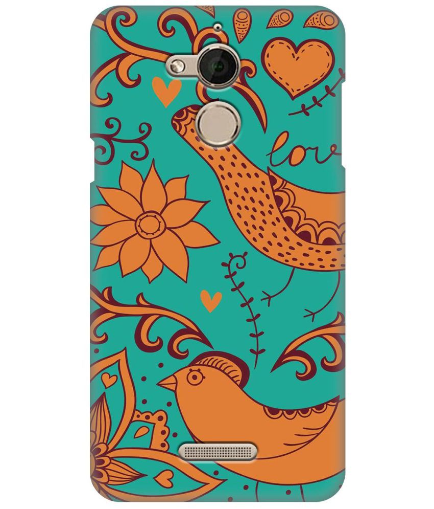 Coolpad Note 5 Printed Cover By SWAGMYCASE