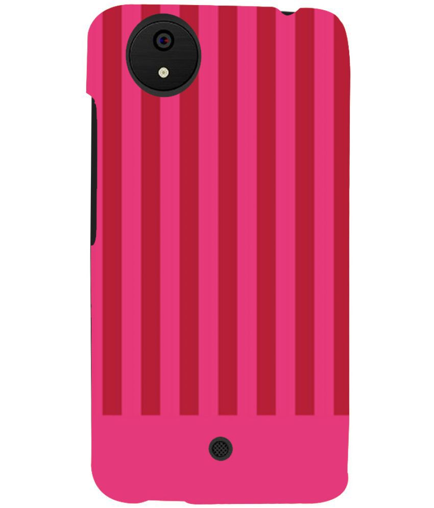 Micromax Canvas Android One Printed Cover By Printtech