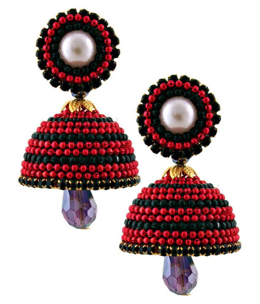 Carat Sutra Multicolor Earrings