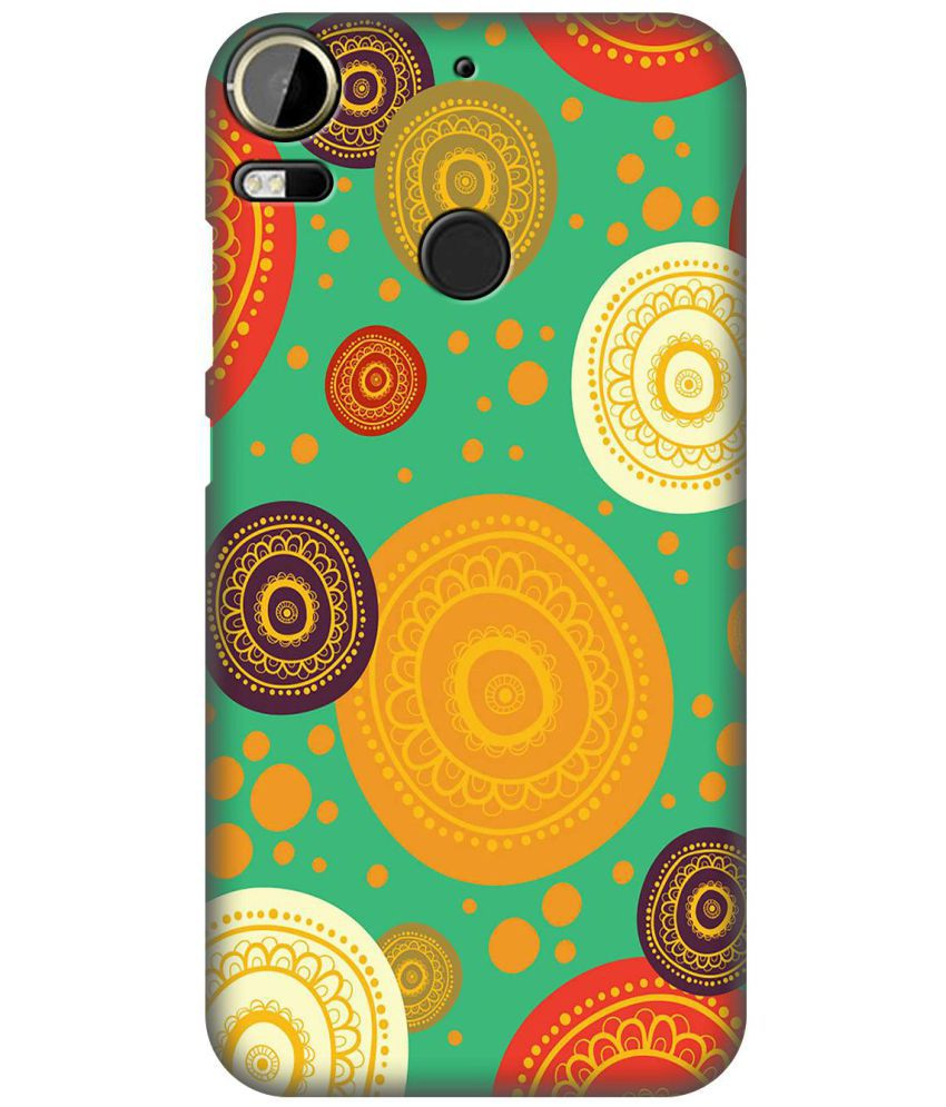 HTC Desire 10 Pro Printed Cover By LOL