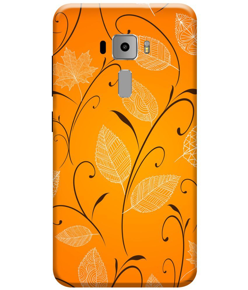 Asus Zenfone 3 Laser ZC551KL 3D Back Covers By KanvasCases