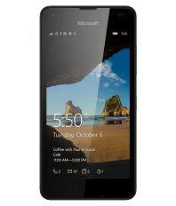 OPEN BOX Microsoft Lumia 550 8GB Black