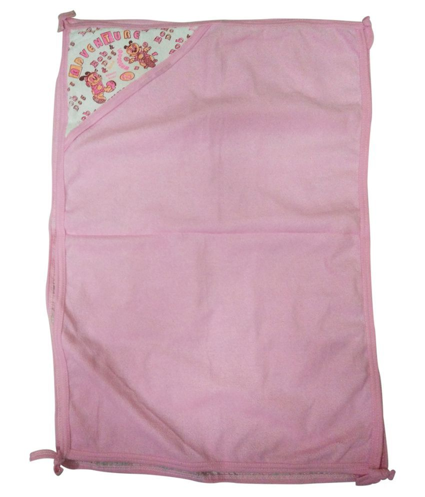 Gold Dust Pink Swaddle Cloth Baby Wrap
