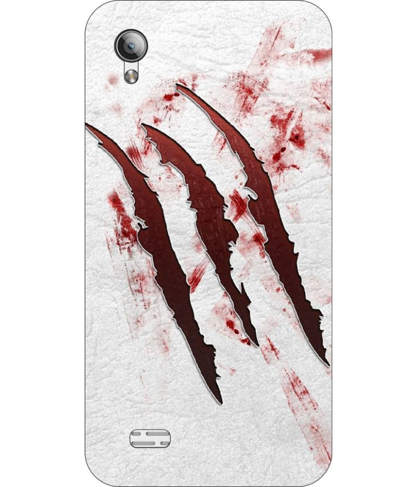 Vivo Y11 Printed Cover By Go Hooked