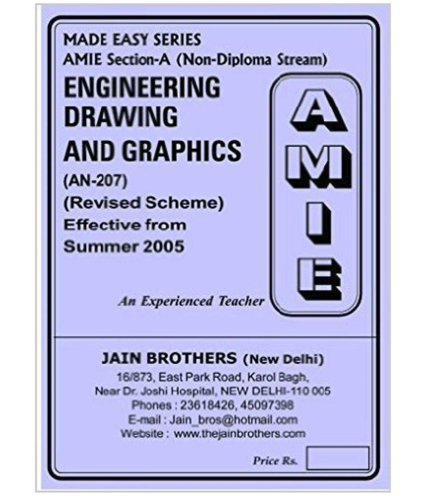 amie section a engineering drawing and graphics an 207 non