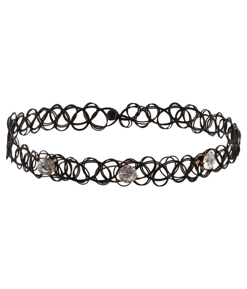 Zephyrr Black Necklace