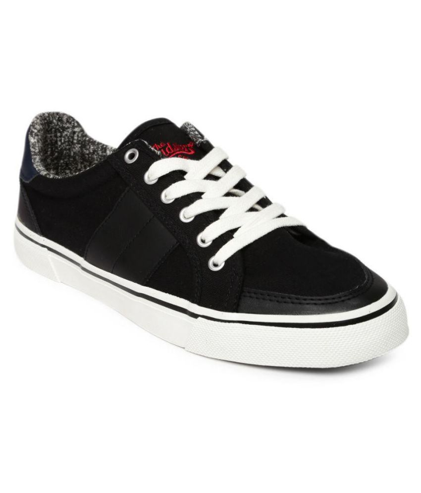 b9269d133ad Roadster Black Casual Shoes - Buy Roadster Black Casual Shoes Online at  Best Prices in India on Snapdeal