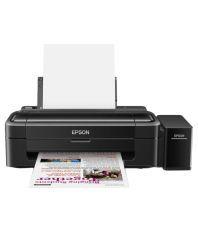 Epson L130 Single Function Colored Inkjet Printer