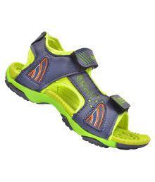 Columbus Grey Floater Sandals
