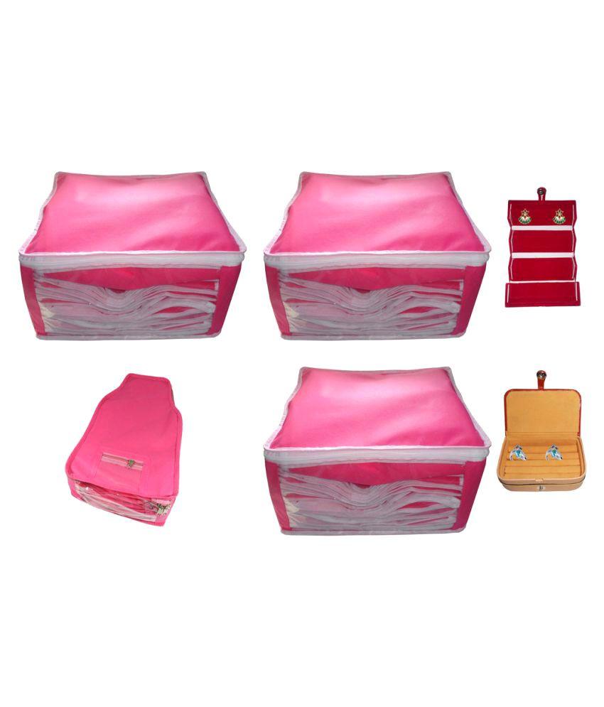 Abhinidi Multi Saree Covers - 6 Pcs