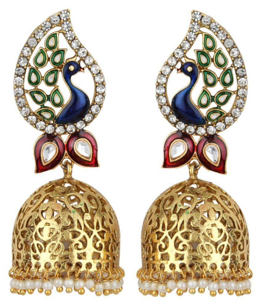 Angel In You Exclusive Multicolor Earrings