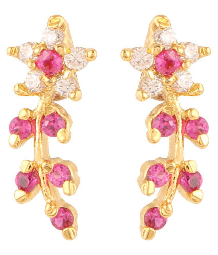 Efulgenz Cz Earrings