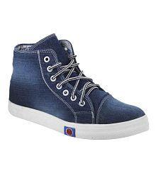 Sapatos Blue Casual Shoes