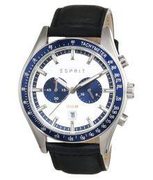 Esprit Black Analog Watch