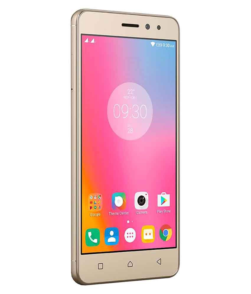 Lenovo K6 Note K53a48 ( 32GB , 4 GB ) Gold