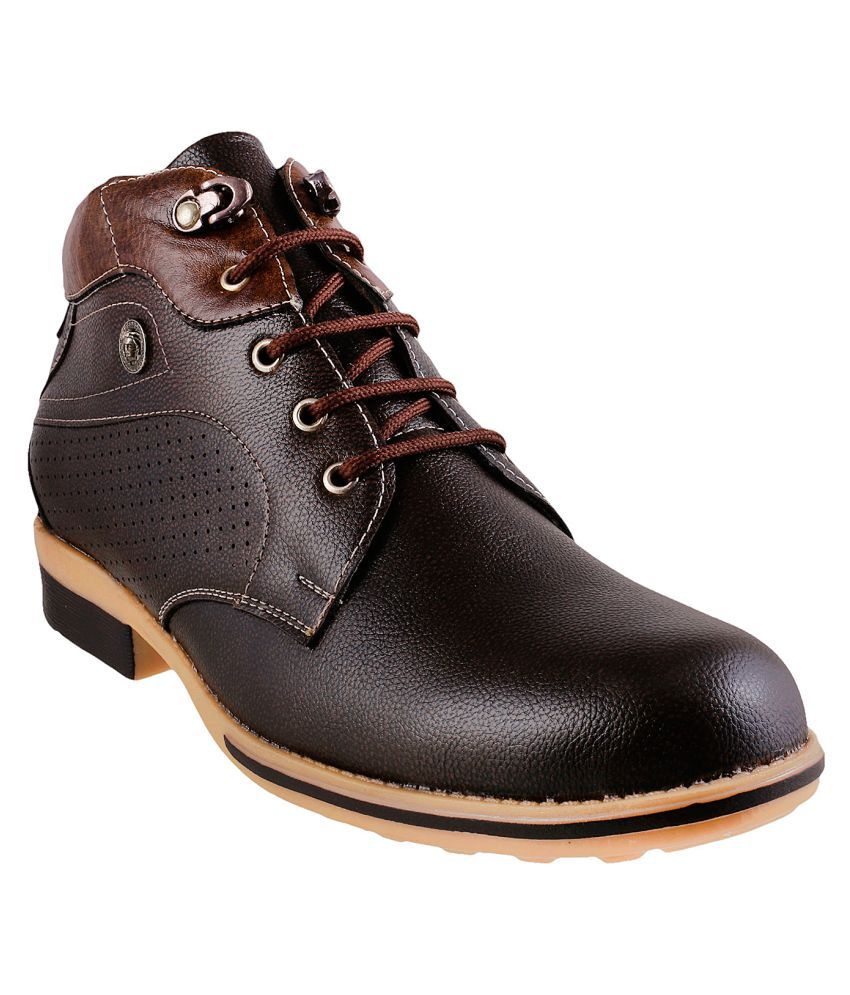 MSL BROWN Formal Boot