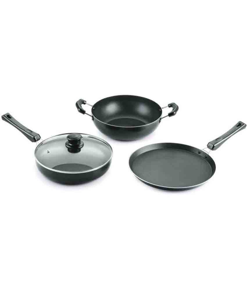 set induction Magma products gourmet nesting 10-piece colored stainless steel induction cookware set with whether you've just moved in and need a complete set or are just.