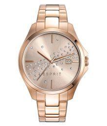 Esprit Gold Analog Watch