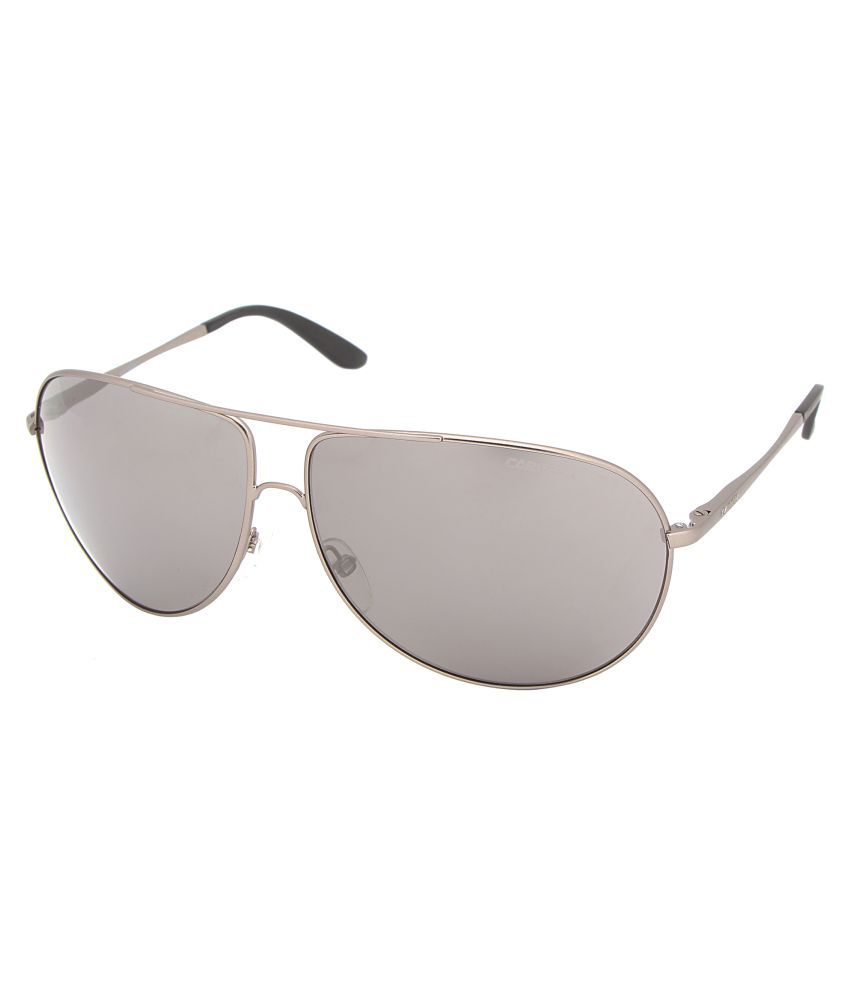3f28ea5d464cb Carrera Grey Aviator Sunglasses ( NEW GIPSY R80 64T4 ) - Buy Carrera Grey Aviator  Sunglasses ( NEW GIPSY R80 64T4 ) Online at Low Price - Snapdeal