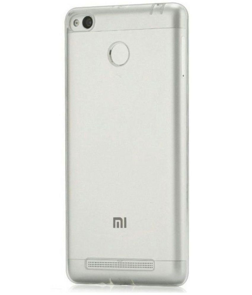 quality design ea30a 0375a Xiaomi Redmi 3s Prime Soft Silicon Cases Galaxy Plus - Transparent