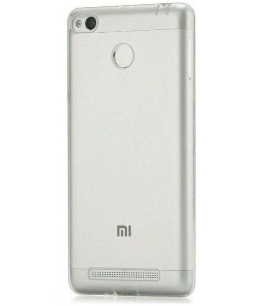 quality design 9845c 83b3a Xiaomi Redmi 3s Prime Soft Silicon Cases Galaxy Plus - Transparent