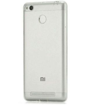 Xiaomi Redmi 3s Prime Soft Silicon Cases Galaxy Plus - Transparent