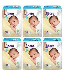 Libero NB-10 Pack of 6