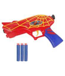 Americ Style Multicolor Spiderman Dart Gunwith 3 Darts