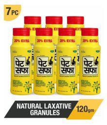 Pet Saffa Natural Laxative Granules Constipation Powder 840 Gm