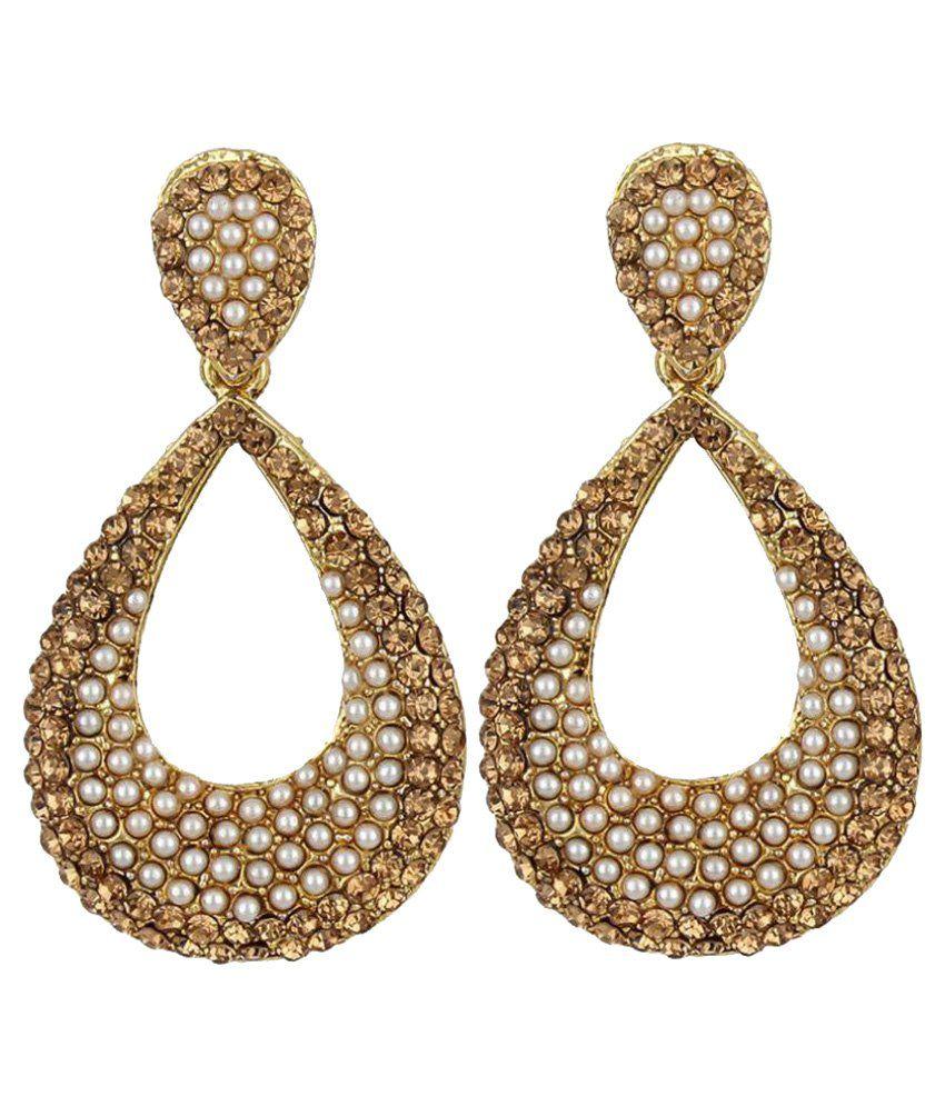 Styylo Fashion Multicolor Earrings