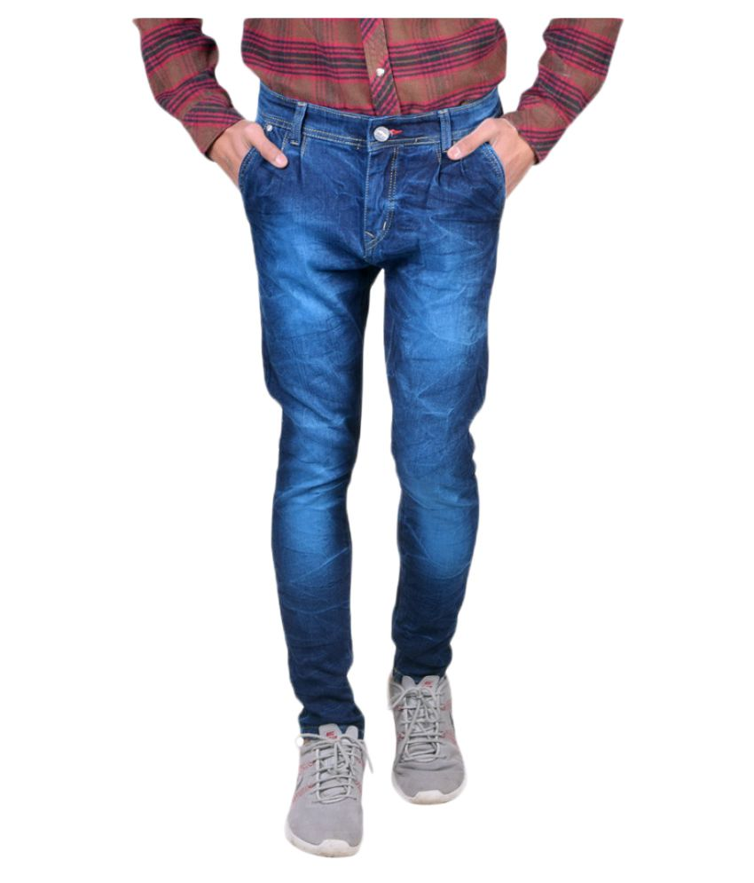 Olyts Blue Relaxed Jeans