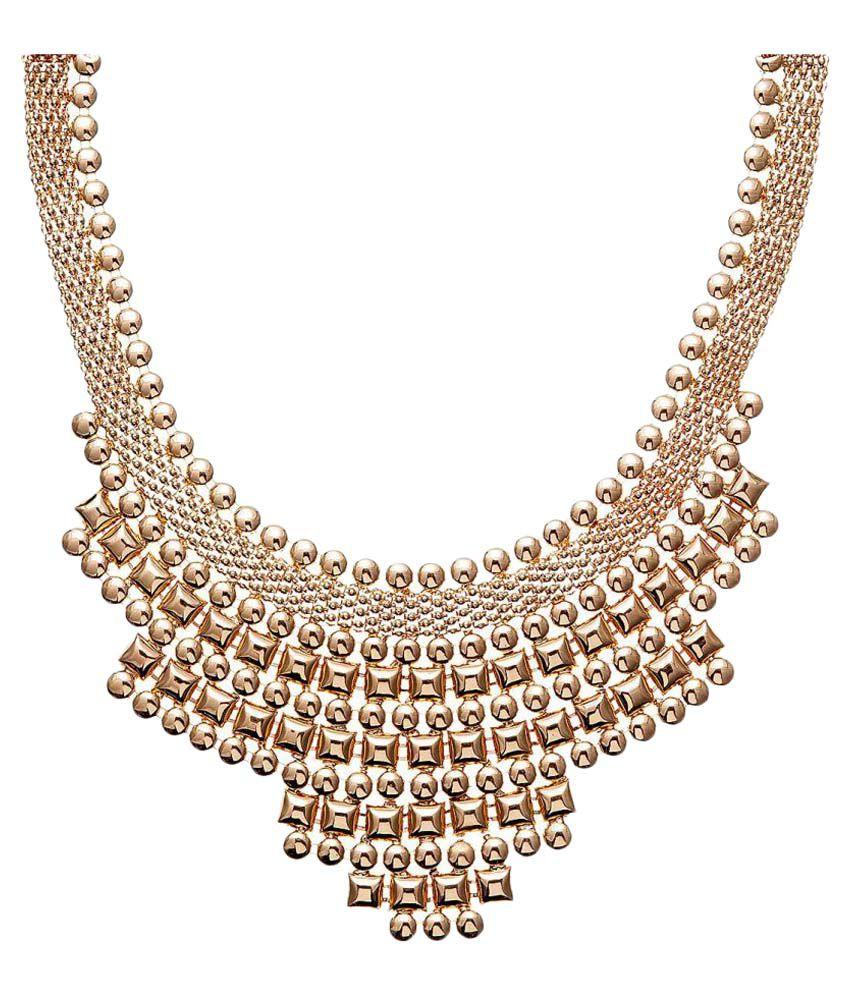 Shimarra Golden Necklace