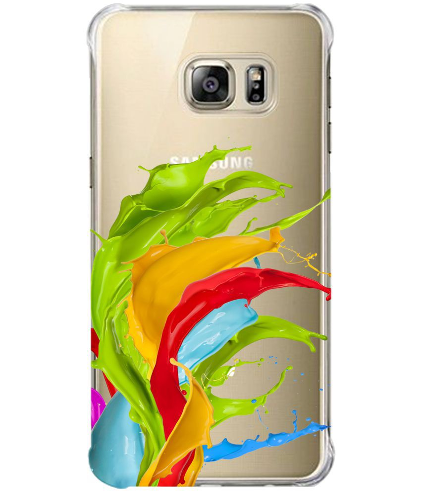 763f29abdb Samsung Galaxy S6 Edge Plus Printed Cover By Wow - Printed Back Covers  Online at Low Prices | Snapdeal India