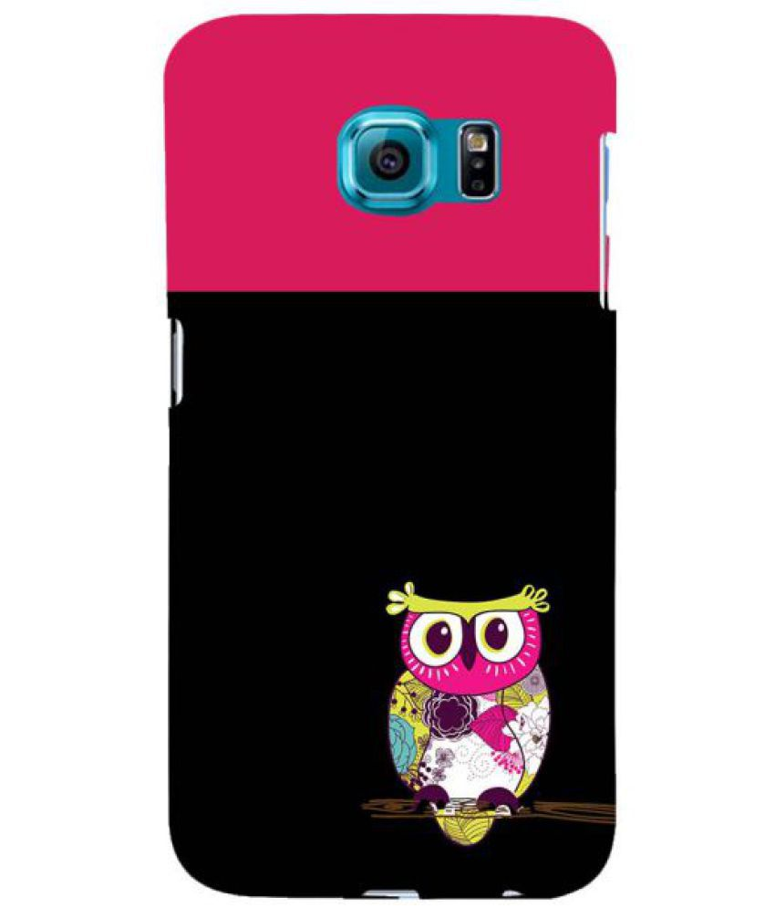Samsung Galaxy S6 3D Back Covers By YuBingo