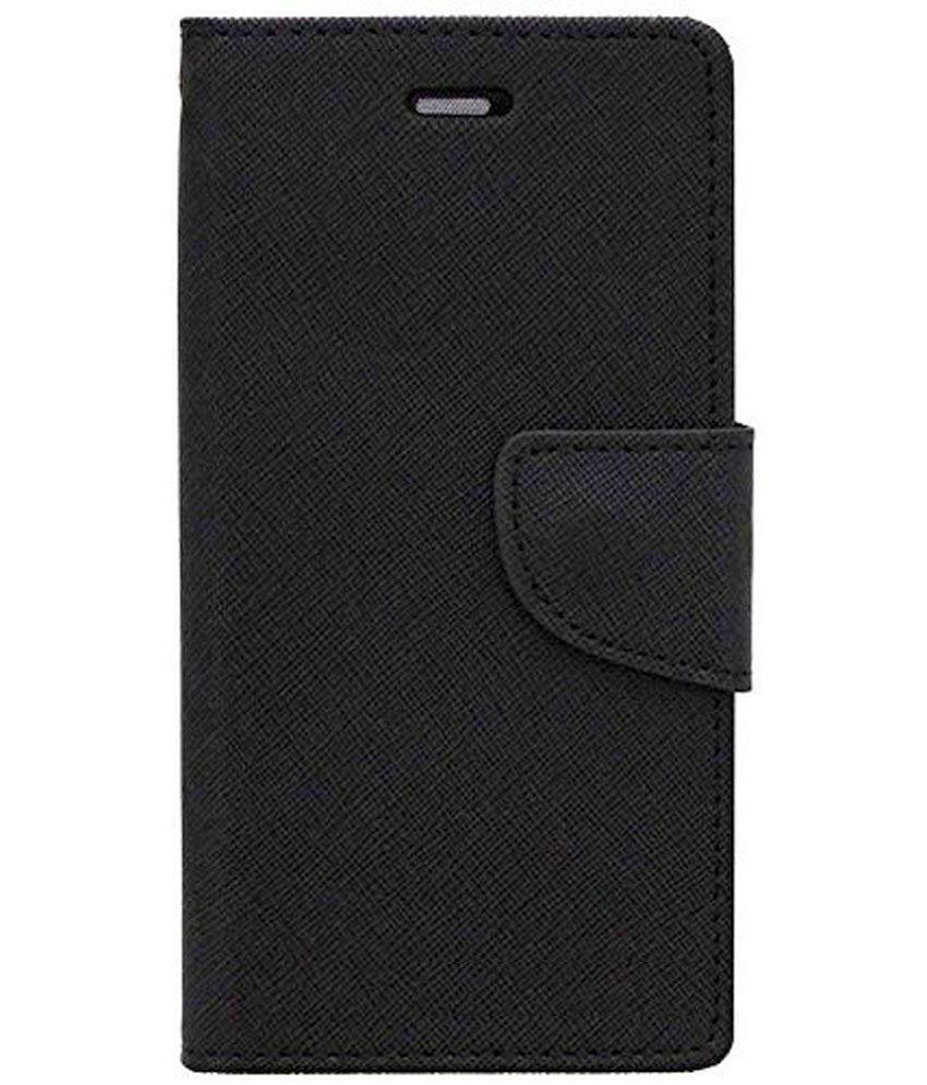buy online 147c8 b7614 Xolo Black 1X Flip Cover by Zocardo - Black