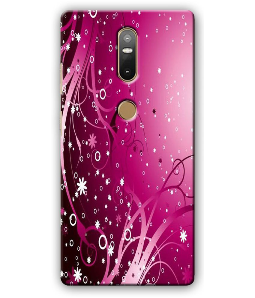 Lenovo Phab 2 Plus Printed Cover By Cell First