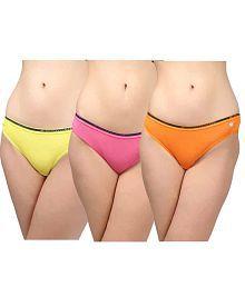 Bodycare Cotton Bikini Panties