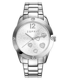 Esprit Silver Analog Watch
