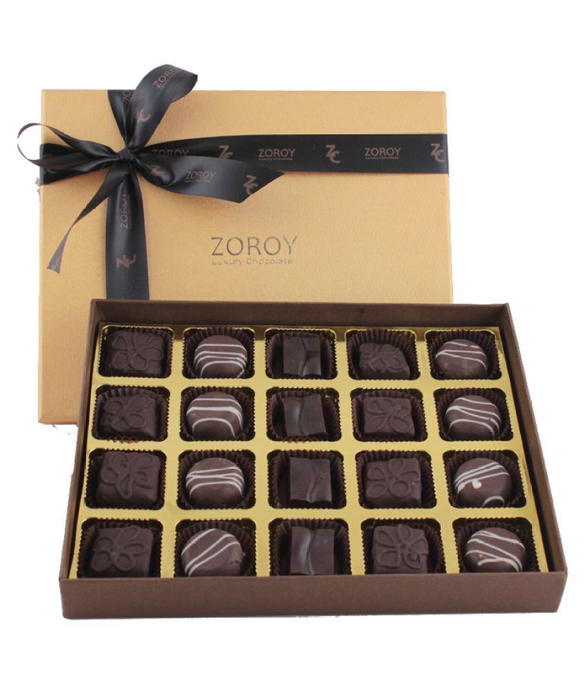 Zoroy Luxury Chocolate Signature Chocolate Box 240 gm