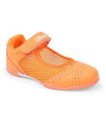 Lilliput Angel Orange Casual Shoes
