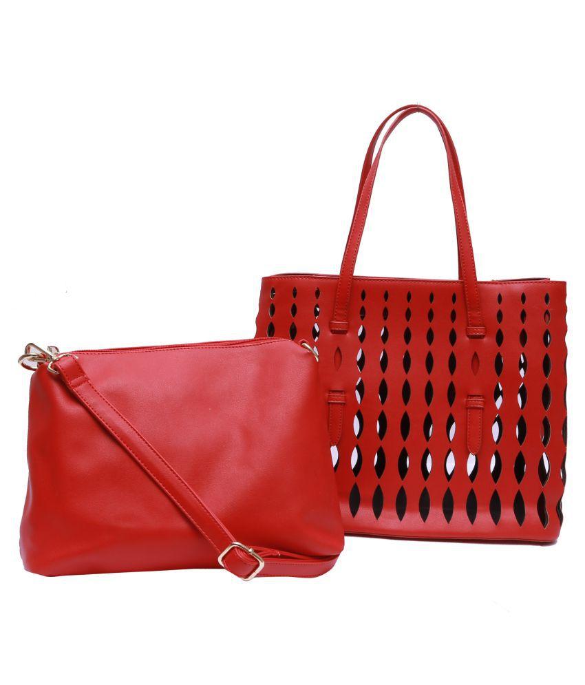 Pep Girls Red P.U. Combo