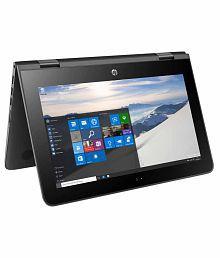 HP Pavilion x360 11-ab005tu 2 in 1 (Intel Pentium- 4GB RAM- 500GB HDD- 29.46cm(11.6) Touch- Windows 10) (Black)