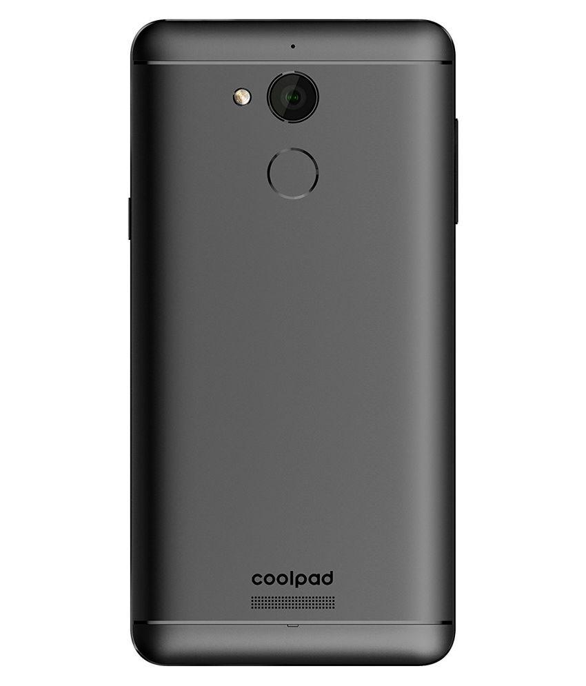 Coolpad 3600l ( 32GB , 4 GB ) Space Grey