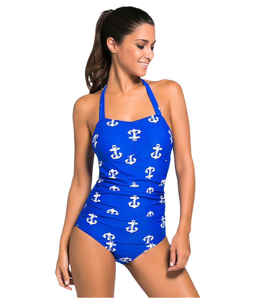 e981e4b2d71 Buy Fasnoya Spandex Monokini/Trikini Online at Best Prices in India -  Snapdeal