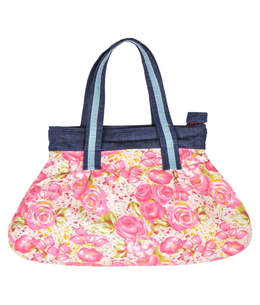 Calculus Multi Cotton Shoulder Bag
