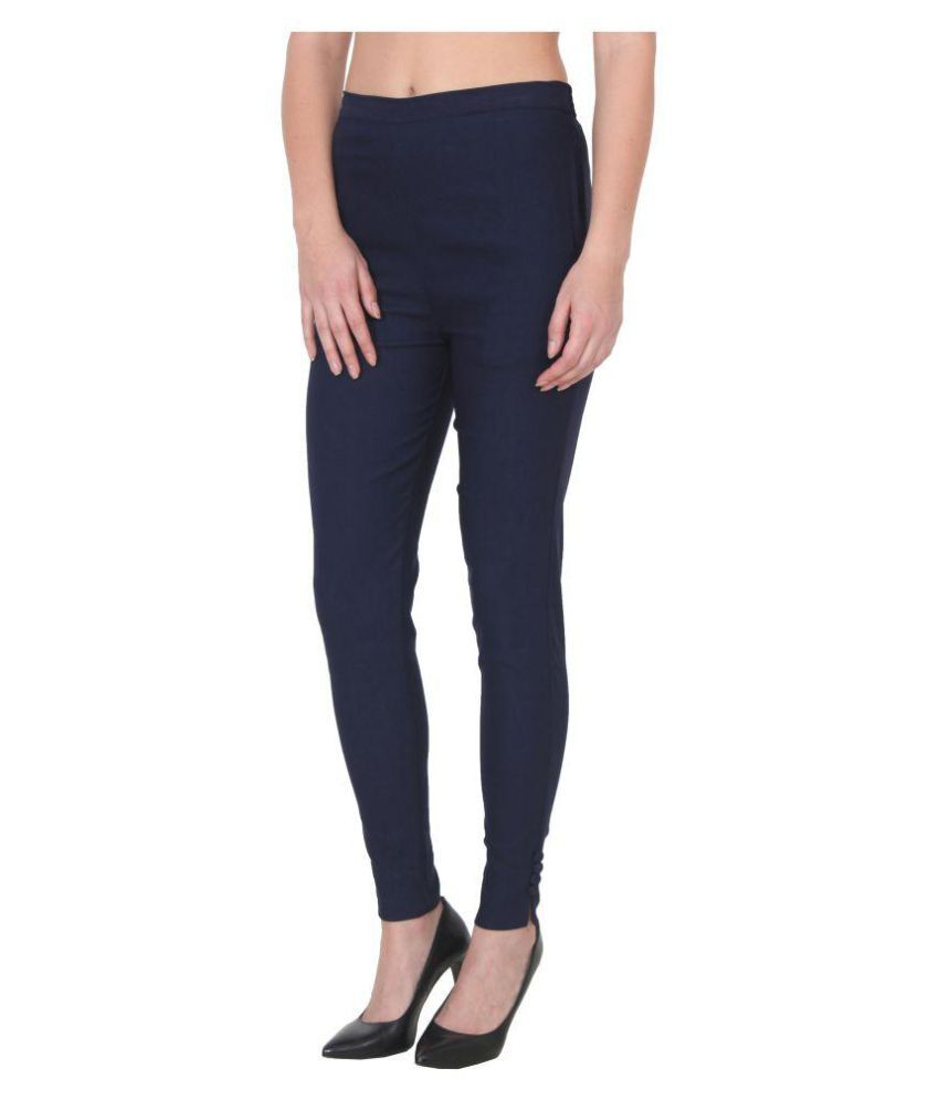 Kaaya Cotton Lycra Jeggings