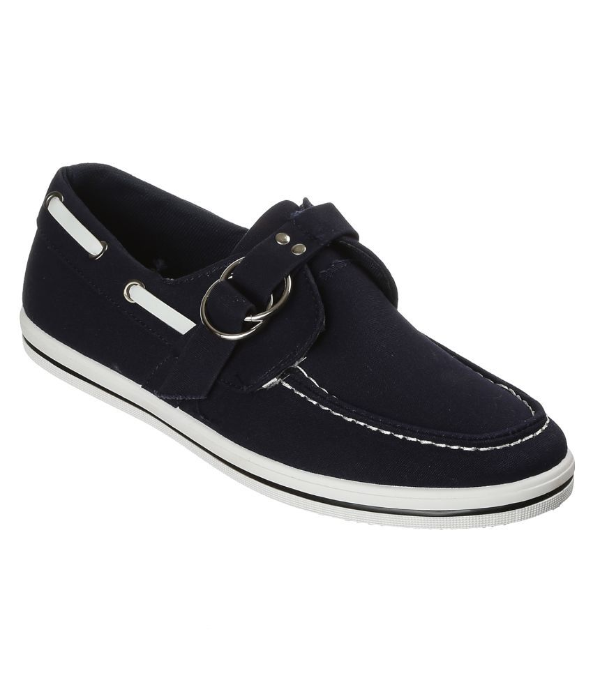 American Swan Boat Navy Casual Shoes  available at snapdeal for Rs.1799