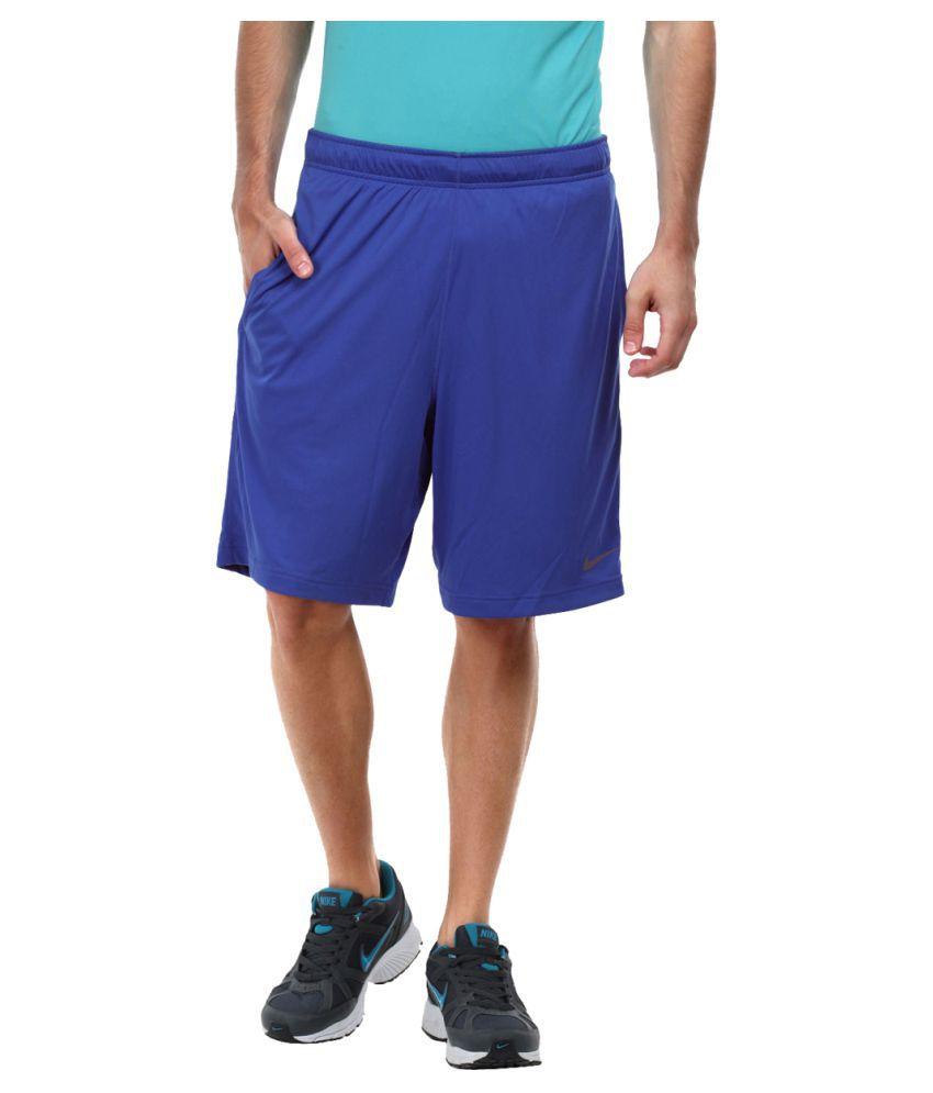Nike Sport Shorts - Blue