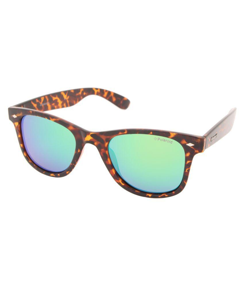 0624f68445 Polaroid Green Wayfarer Sunglasses ( PLD 6009 S M V08 50K7 ) - Buy Polaroid  Green Wayfarer Sunglasses ( PLD 6009 S M V08 50K7 ) Online at Low Price -  ...