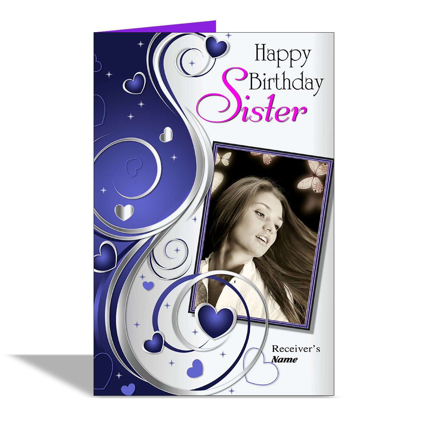Alwaysgift Happy Birthday Sister Greeting Card Buy Online At Best Price In India